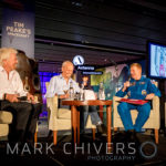 A conversation with Tim Peake and Sir Richard Branson at the Science Museum