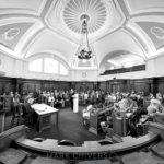 Council Chambers Islington Town Hall