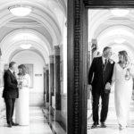 bride & groom shots Islington