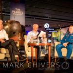Sir Richard Branson and Tim Peake