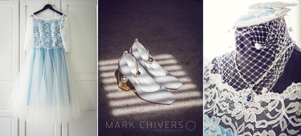 Bridal details with West London Wedding Photographers