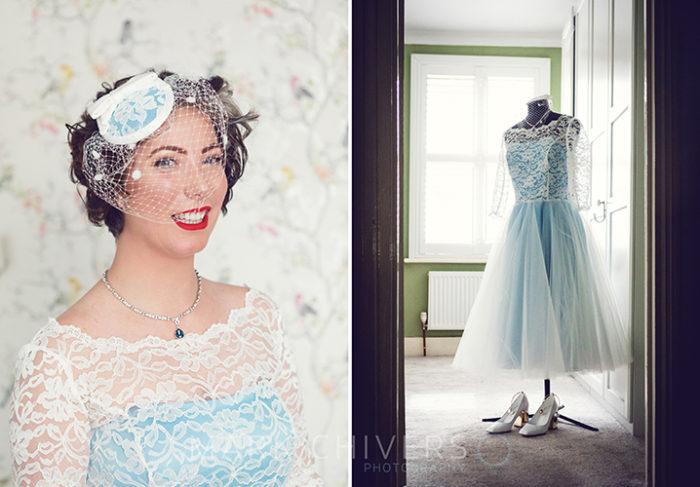 Bridal prep with West London Wedding Photographers